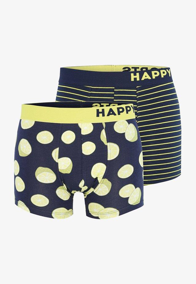 2 PACK - Pants - lemons