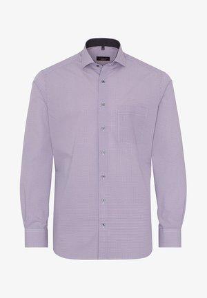MODERN FIT - Shirt - light blue/navy