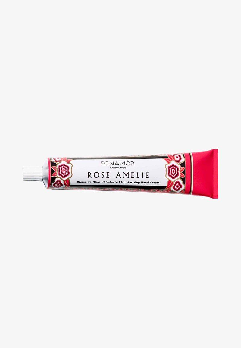 Benamor - HAND CREAM  - Crème mains - rose amélie