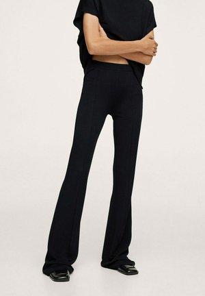 NICA - Pantalon classique - zwart