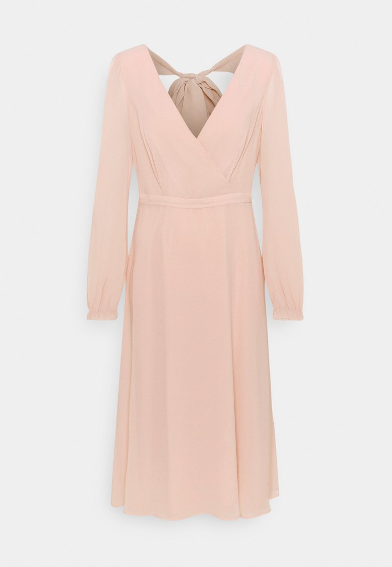 Esprit Collection - DRESS - Cocktail dress / Party dress - nude