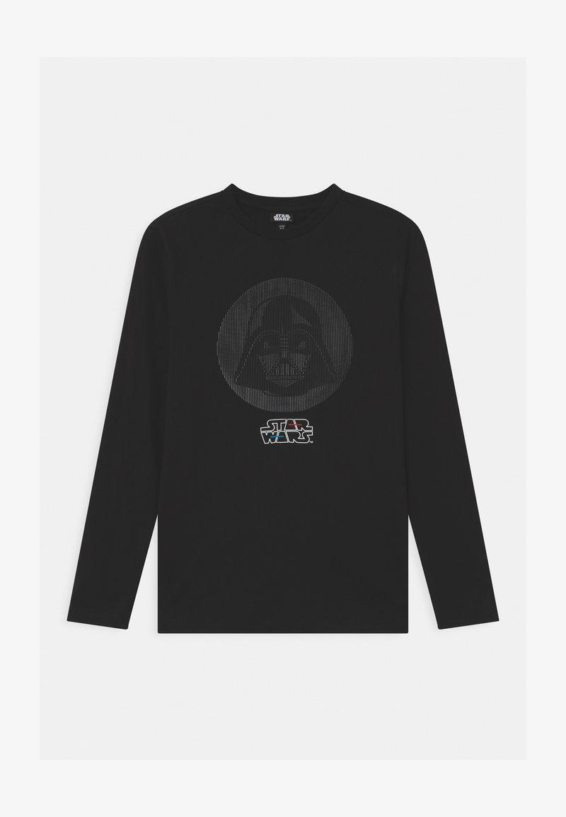 OVS - STAR WARS - Long sleeved top - black beauty