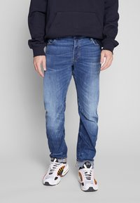 G-Star - ARC 3D SLIM - Jeans slim fit - accel stretch - dk aged - 0