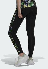 adidas Originals - Leggings - Trousers - black - 1