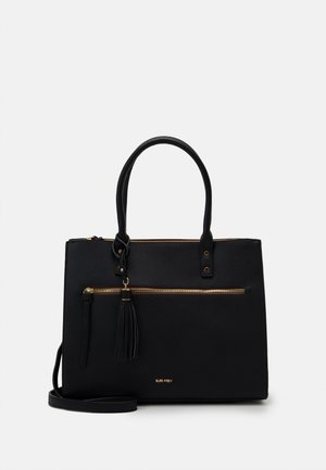 NETTY - Handbag - black