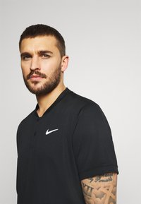 Nike Performance - BLADE - Sports shirt - black/white - 3