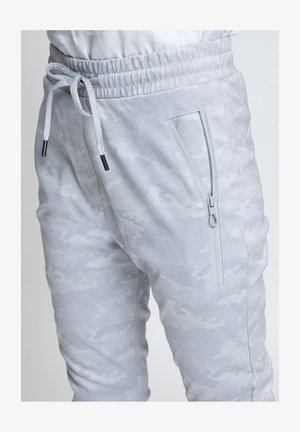 Tracksuit bottoms - silver grey