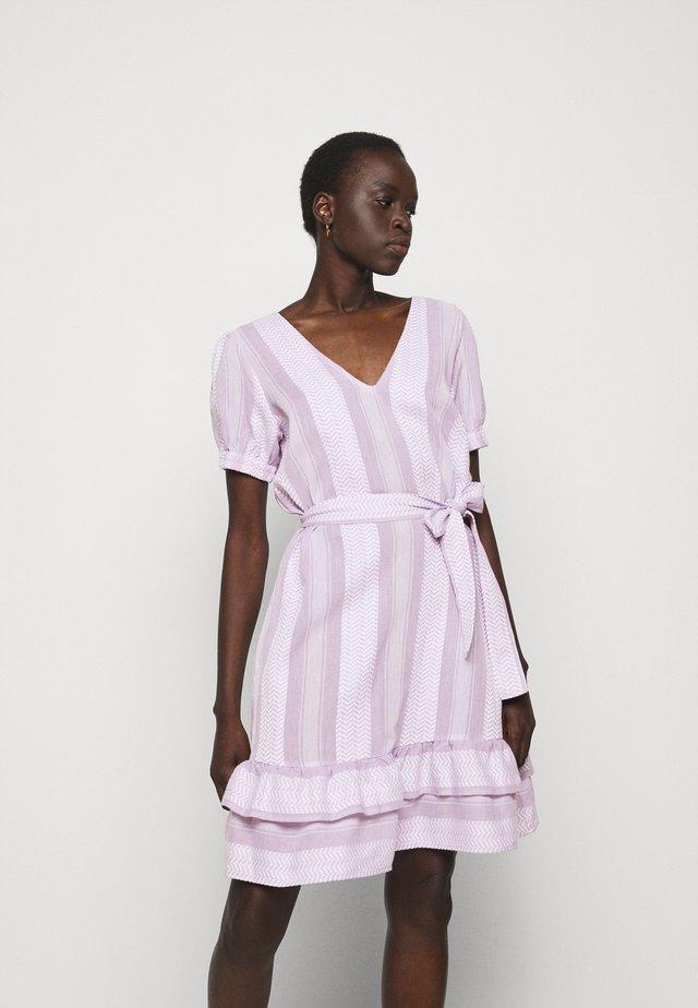 Sukienka letnia - violette