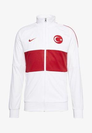 TÜRKEI - National team wear - white/sport red