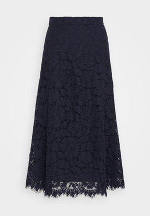 A-line skjørt - navy blue