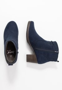 Jana - Ankle boots - navy - 3