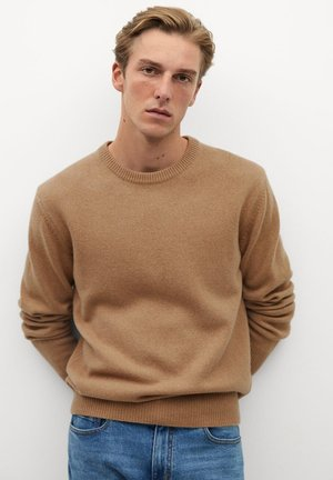 CASHC - Sweatshirt - mittelbraun