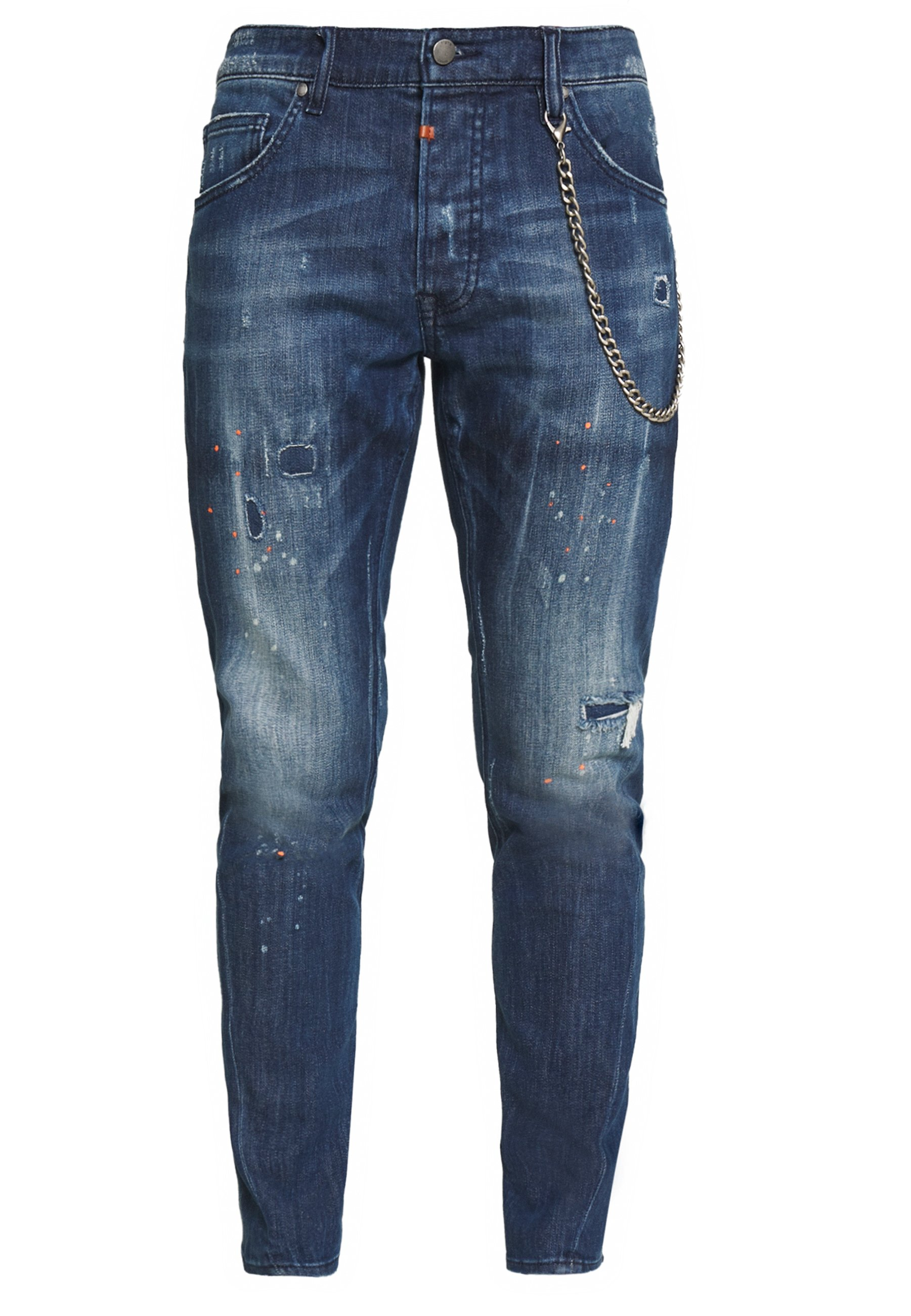 Tigha BILLY THE KID REPAIRED - Jean slim - mid blue