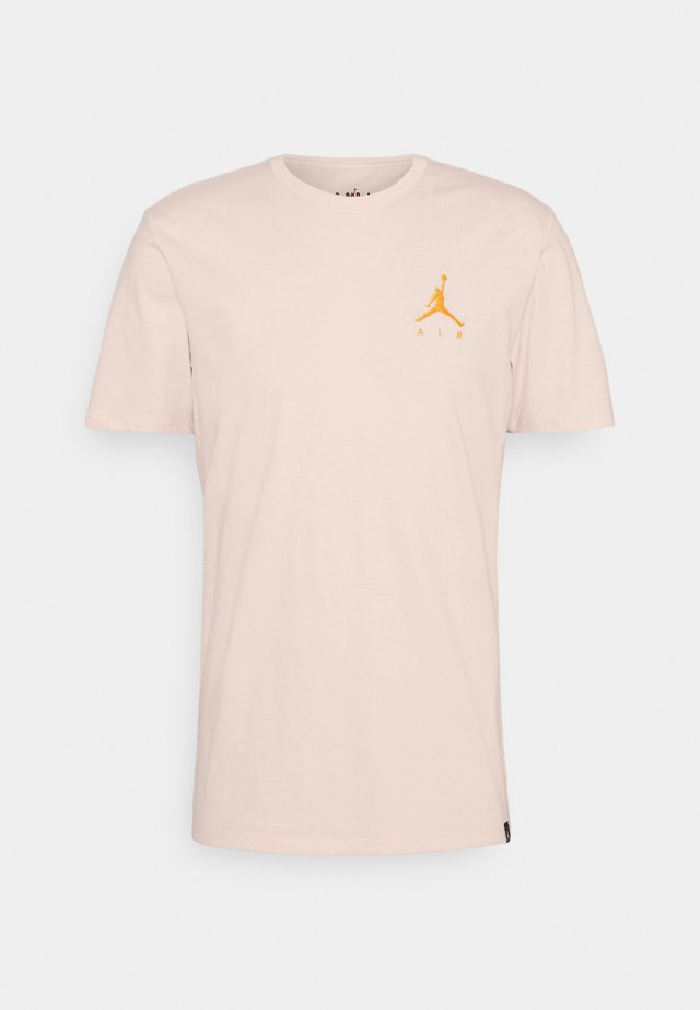 JUMPMAN AIR TEE - T-shirt basique - orange pearl/atomic orange
