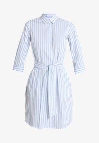 Seidensticker - Shirt dress - weiß/hellblau - 5