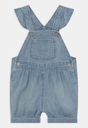 SHORTALL  - Dungarees - light wash