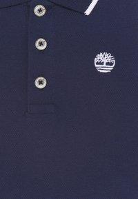 Timberland - SHORT SLEEVE - Poloshirt - navy - 2