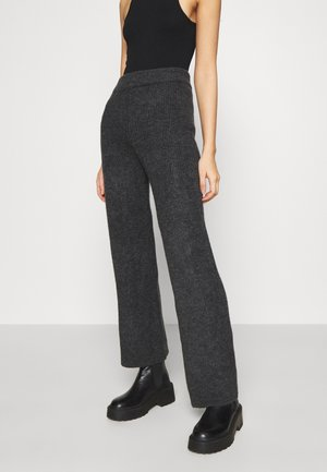 Trousers - slate