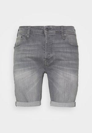 JJIRICK JJORIGINAL - Short en jean - grey denim