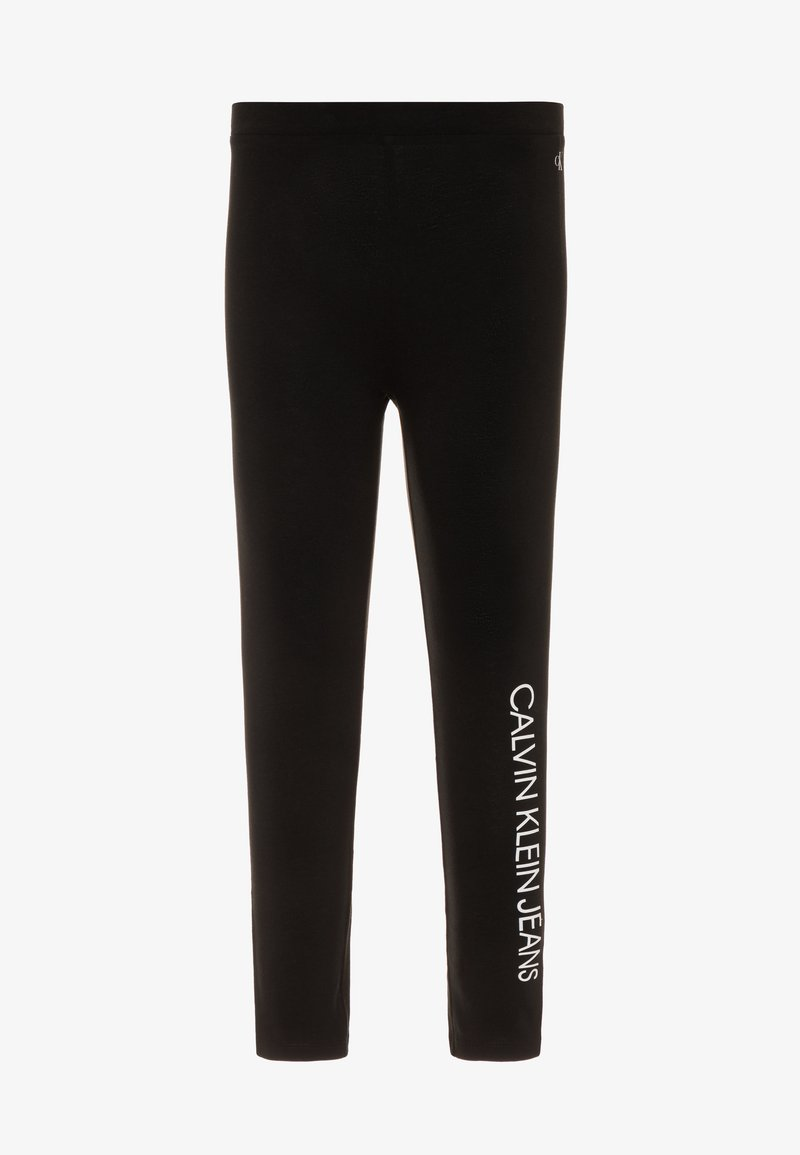 Calvin Klein Jeans - INSTITUTIONAL - Legíny - black