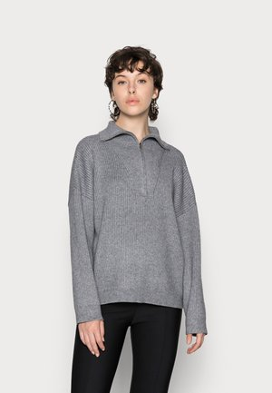 JUMPER - Neule - grey