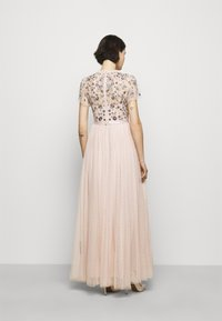 Needle & Thread - PRAIRIE FLORA BODICE DRESS - Ballkjole - pink encore - 2