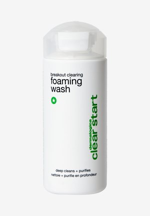 BREAKOUT CLEARING FOAMING WASH - Cleanser - -