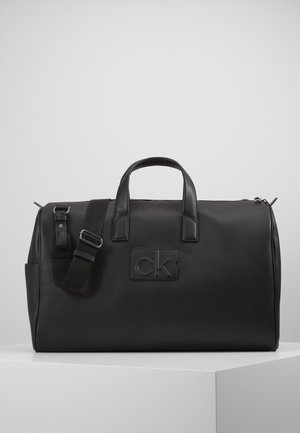 CENTRAL WEEKENDER - Borsa da viaggio - black