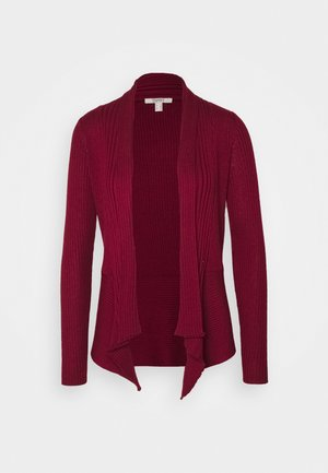 CARDI - Cardigan - bordeaux red