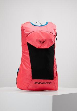 TRANSALPER 18 - Rucksack - fluorecent pink/asphalt