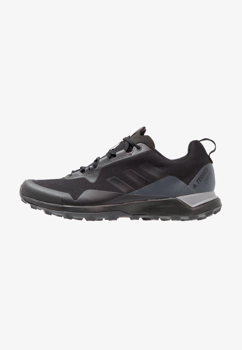 adidas Performance - TERREX CMTK GORE TEX - Trail running shoes - core black/grey three