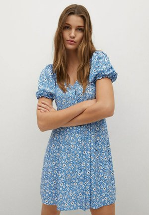 SERE L - Day dress - blau
