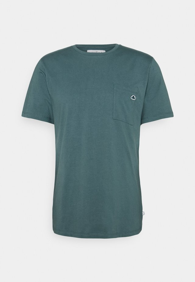 TOM - T-shirt basic - green
