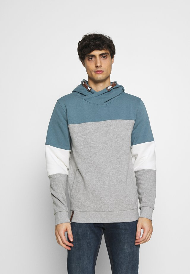 CASE - Sweatshirt - aegean blue