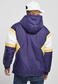 Starter - Winter jacket - starter purple/wht/buff yellow - 1