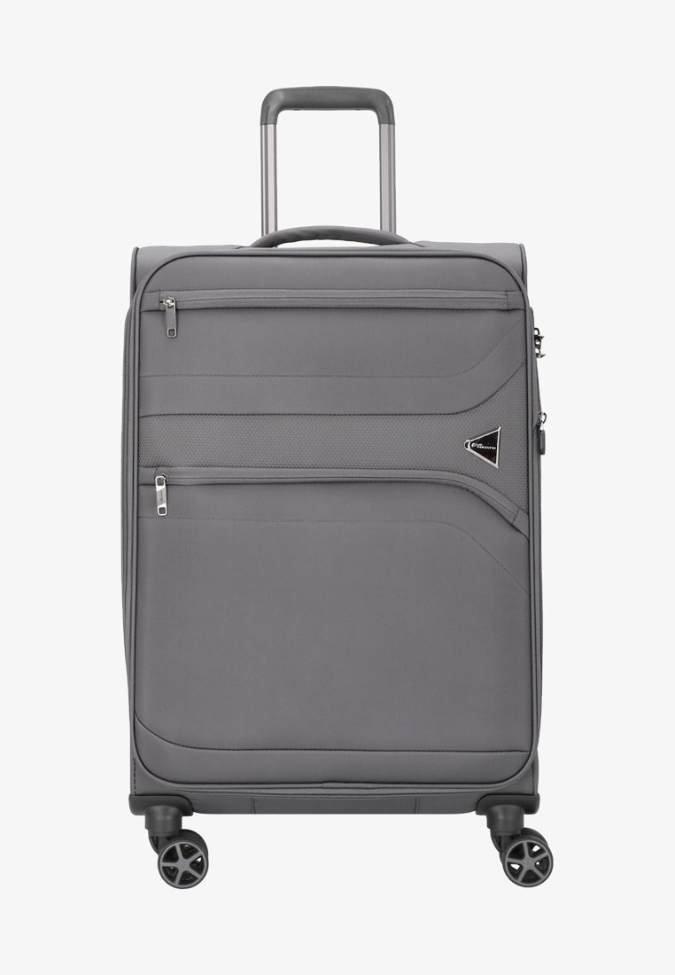 Cocoono - DEVOTION - Wheeled suitcase - anthracite