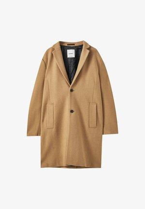 Classic coat - dark brown