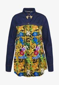 Versace Jeans Couture - LADY SHIRT - Button-down blouse - mult scuri - 5