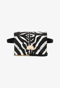 Nine West - HATTIE  - Bum bag - zebra - 0