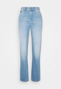 Lee - CAROL - Straight leg jeans - worn callie - 3