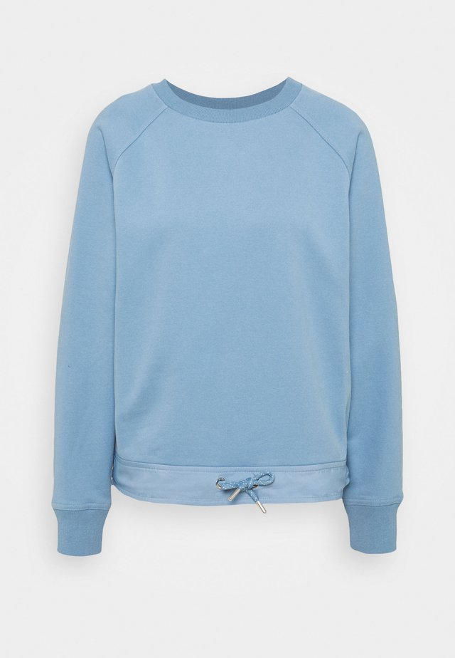 Langarm - Sweater - light blue
