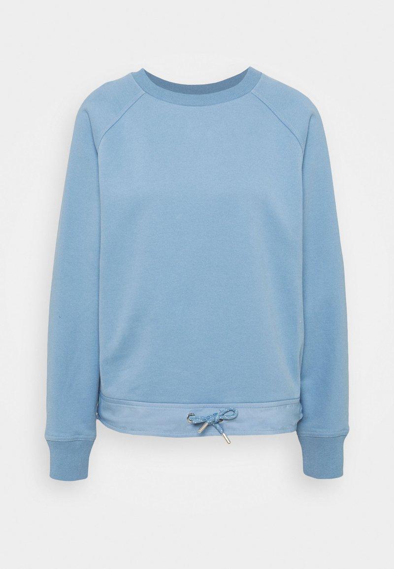 s.Oliver - Langarm - Sweatshirt - light blue