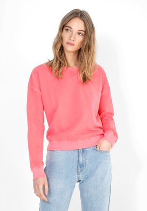 BASIC SKULL  - Sweater - coral