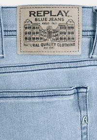 Replay - JONDRILL - Jeans Skinny Fit - light blue - 7