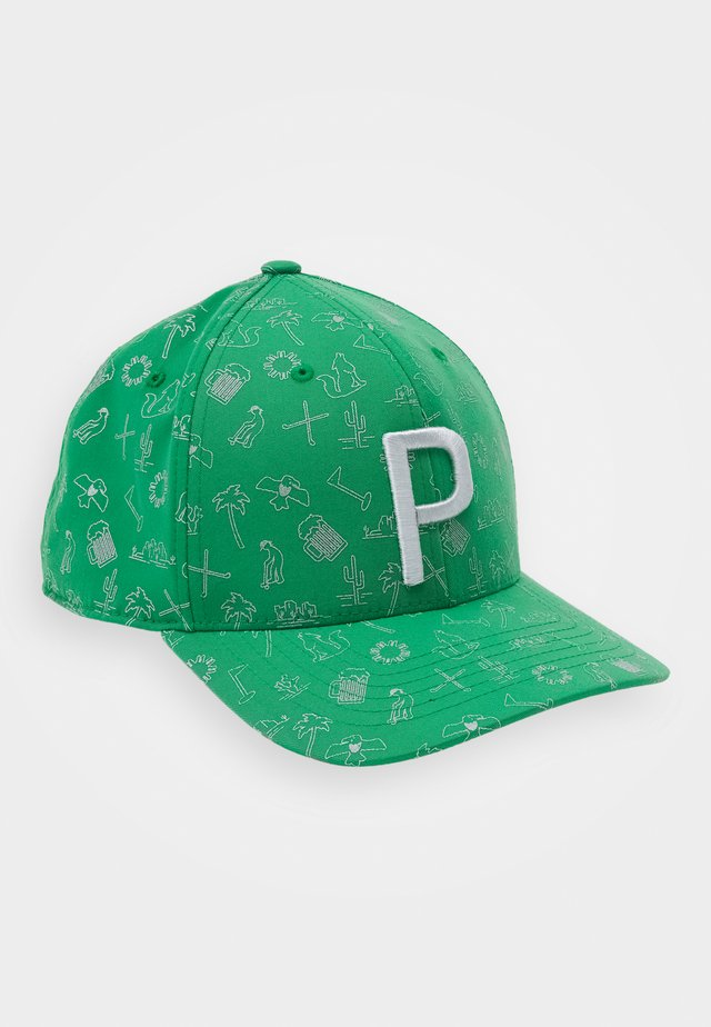 DESERT SNAPBACK  - Lippalakki - amazon green