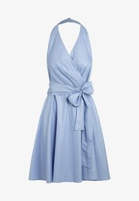 Apart - NECKHOLDER DRESS - Robe d'été - lightblue - 5