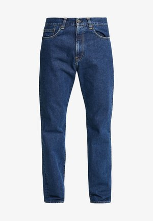 PONTIAC PANT MAITLAND - Straight leg jeans - blue stone washed
