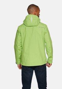 Jeff Green - HARSTAD - Outdoor jacket - kiwi - 1