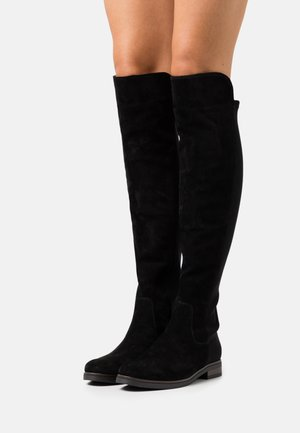 TROPIC - Over-the-knee boots - black