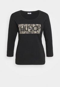 Liu Jo Jeans - MODA - Long sleeved top - nero - 0